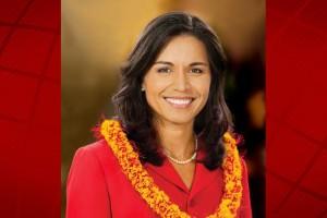 Representative Tulsi Gabbard. U.S. House of Representatives photo.