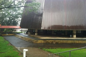 University of Hawai'i at Hilo's Performing Arts Center. File photo by Tiffany Epping.