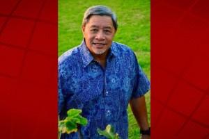 Wally Lau campaign photo.