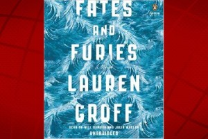 Fates and Furies by Lauren Groff.