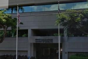 First Insurance Company of Hawai'i, google street view,