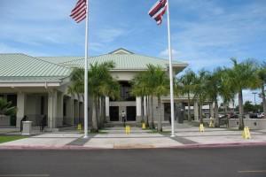 Hilo courthouse. File photo.