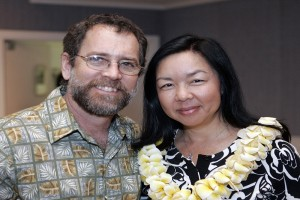 Bob King and Kelly King, Founders of Pacific Biodiesel Technologies. Pacific Biodiesel Technologies photo.