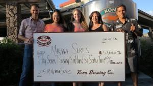 Kona Brewing Company courtesy photo.