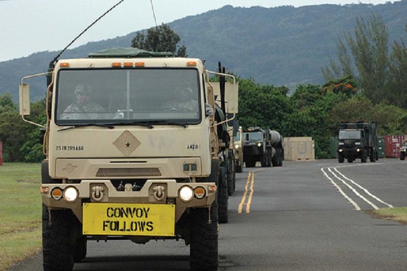 U.S. Army Garrison-Hawai'i file photo.