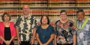 Hawai'i State Ethics Commission photo.