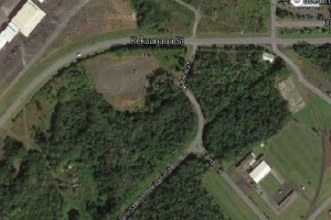 The Hilo Trap and Skeet Range is located at 1010 Leilani Street in Hilo. Google Satellite image.