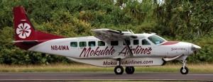Mokulele Airlines file courtesy photo.