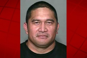 Randall Hatori, pictured here in a 2011 HPD photo. HPD file image.