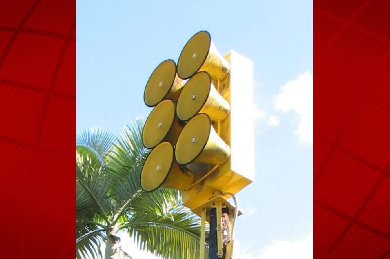 Siren Emergency Alert System To Sound Test Big Island Now