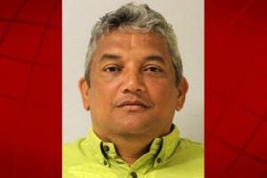 Billy Kenoi, mug shot. Hawai'i Police Department.