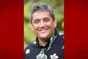 Mayor Billy Kenoi. County of Hawai'i file photo.