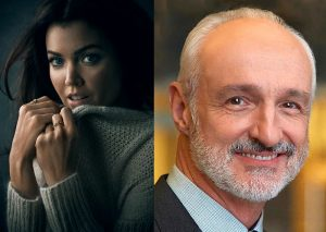 Bellamy Young and Michael Gross courtesy photos.