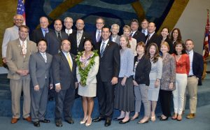 Darien W.L. Ching Nagata has been confirmed to the District Court of the Third Circuit seat. Photo courtesy of Senate Communications.