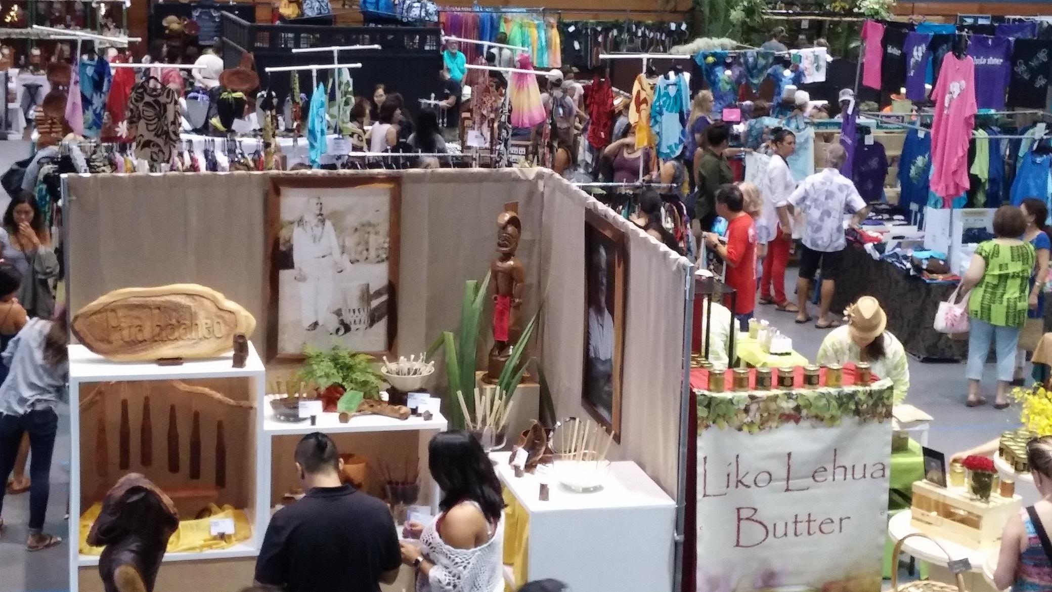 Christmas In July Craft Fair Kona