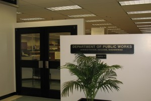 Department of Public Works office in Hilo. File photo.