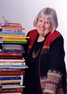 Dr Margaret Read MacDonald. Courtesy photo.