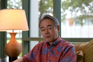 Dr. Nobuo Arimoto. 'Imiloa Astronomy Center courtesy photo.
