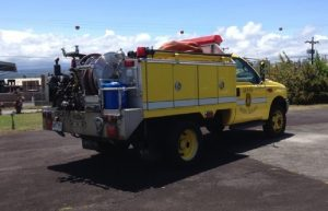 Hawai'i County Fire Department file photo.