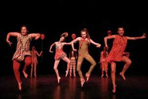 Prince Dance Institute courtesy photo by Evan Bordessa.