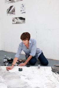 May Artist in Residence Emma Stibbon. Courtesy photo.