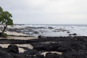 'O'oma Beach was purchased in 2014 as part of the County of Hawai'i's Open Space program. File photo by the County of Hawai'i.