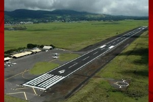 Waimea-Kohala Airport. State of Hawai'i Airport System photo.