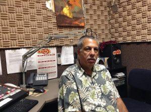 Hawai'i County Civil Defense Administrator Darryl Oliveira. File photo by Jamilia Epping.