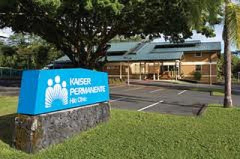 Kaiser Permanente's Hilo location. Kaiser Permanente file courtesy image.