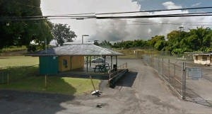 Kurtistown Park Pavilion. Google Street View image.