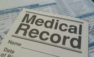 medical record pixabay