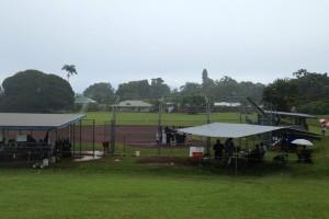 Waiakea High School softball field. File photo by Josh Pacheco.