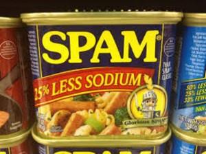spam pub dom