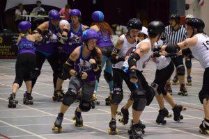 Paradise Roller Girls courtesy photo.