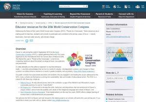 Resource Bank website screenshot.