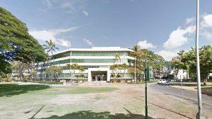 Hawai'i Department of Education headquarters in Honolulu. Google Street View.