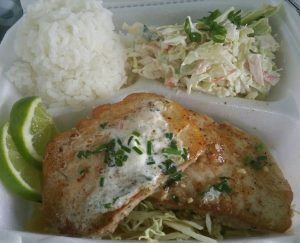 Fish Plate. Photo credit:Kay Rivera