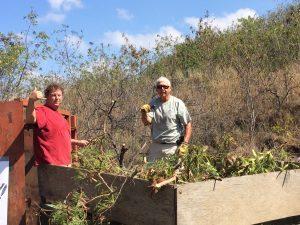 Photo credit: Pablo Beimler/Hawai'i Wildfire Management Organization.