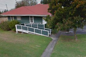 Kohala Center, located in Waimea. Google Street View image.