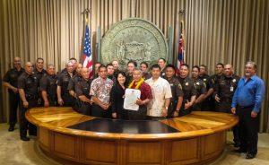 Law Enforcement. Department of Public Safety.