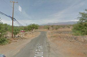 Old Puako Road. Google Street View.