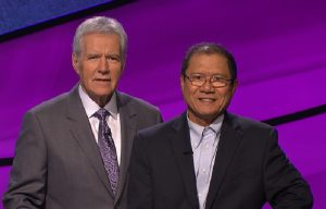 Victor Saymo. Photo Courtesy of Jeopardy Productions, Inc.
