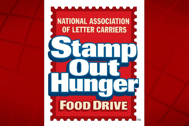over 175000 mail carriers will lead the united states postal services annual stamp out hunger national association of letter carriers food drive