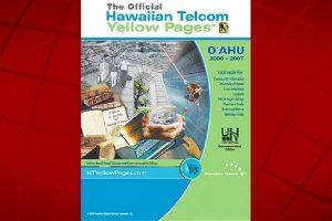 Hawaiian Telcom Directory.
