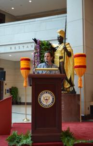 Photo courtesy of the Office of Senator Brian Schatz.