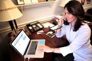 Congresswoman Tulsi Gabbard hosts a Telephone Town Hall meeting on May 11, 2016.
