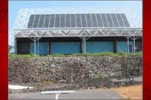 The NELHA Gateway Visitor Center located at Keahole north of Kailua-Kona. NELHA photo.