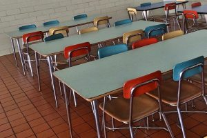 school lunch cafeteria pixabay