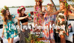 Lava Lava Beach Club/Show Me Your Mumu courtesy photo.