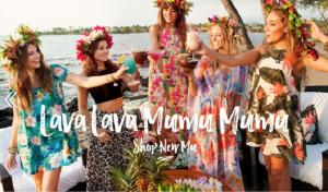 Lava Lava Beach Club/Show Me Your Mumu courtesy photo.